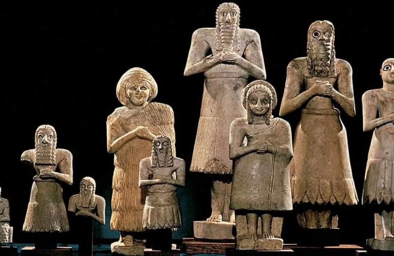 Музыка древних: что слушали в Шумере и Древней Греции