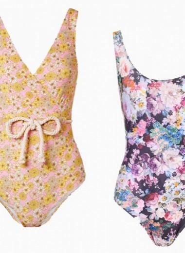 Какие купальники обожают самые модные француженки