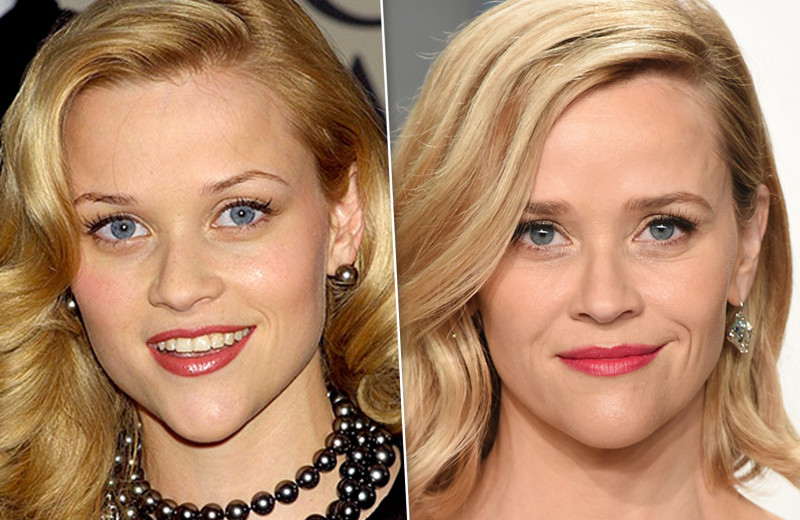 «Вечная блондинка» Голливуда: как поменялась Риз Уизерспун за почти 30 лет