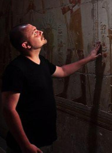 «Вместо ларьков и бандитов»: египтолог рассказывает о том, почему, вопреки всему, пришел в профессию в неспокойные 90-е