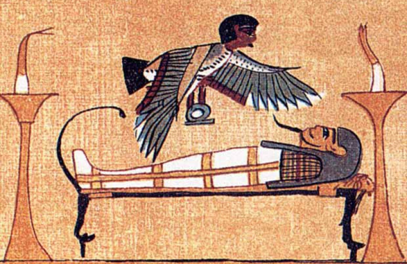 В 3500-летнем папирусе нашли древнейшее описание процесса мумификации
