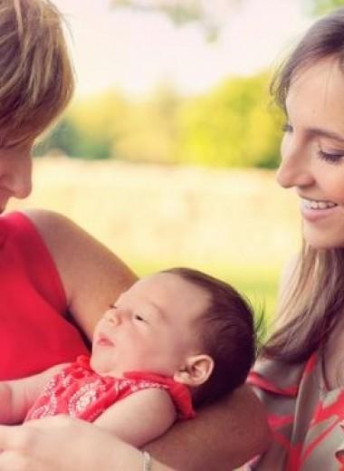«Быть бабушкой — это верить в своих детей как родителей»