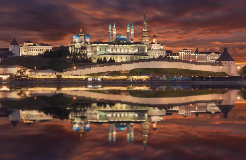 Игры со вкусом: Казань