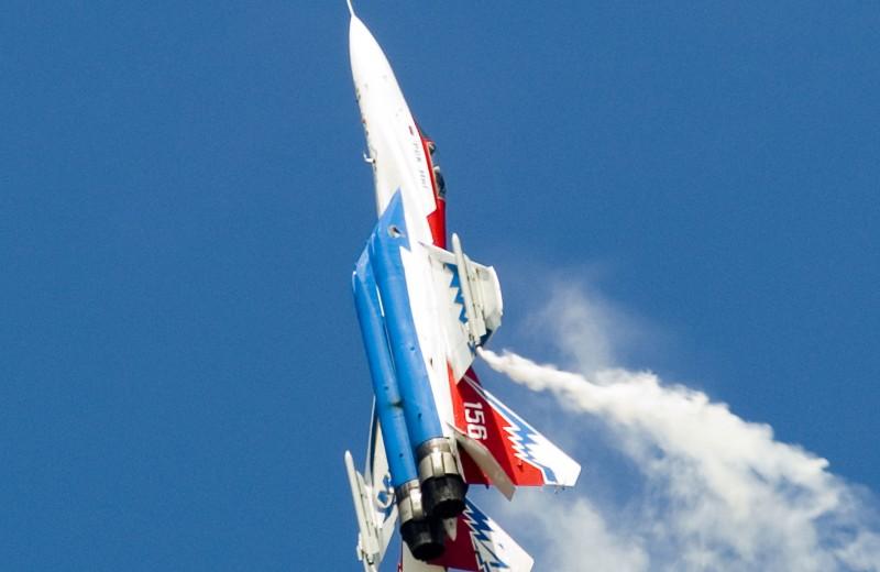 Может ли американский самолет выполнить «кобру»