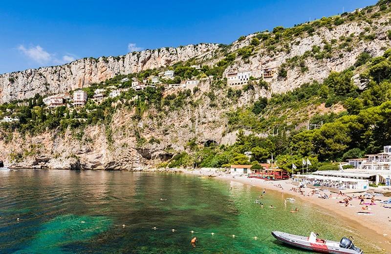 10 самых красивых пляжей на юге Франции