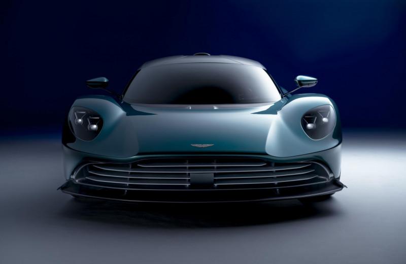 Aston Martin Valhalla: главный британский долгострой готов. Почти