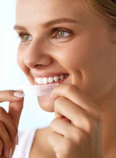 Отбеливающие полоски — зло? Как правильно отбелить зубы и не пожалеть об этом