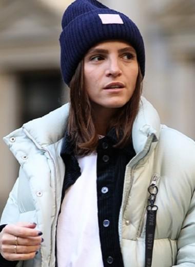 Женские куртки на синтепоне: стильное утепление