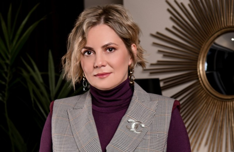 Наталья Ненашева: «Женщина-CEO. Как оставаться женщиной в бизнесе»