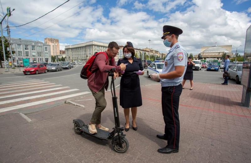 Электросамокаты — это новая мобильность и тренд. Но они до сих пор не регулируются правилами и раздражают пешеходов