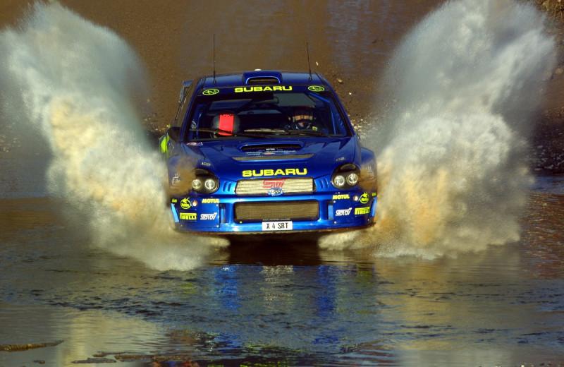 Грунт и асфальт: раллийный триумф Subaru