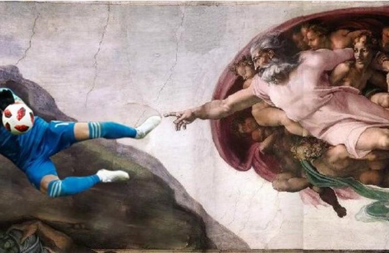 Лучшие шутки о победе сборной России по футболу над Испанией!