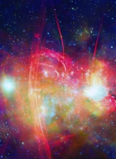 Взгляд за звёзды: что встречается за пределами Галактики