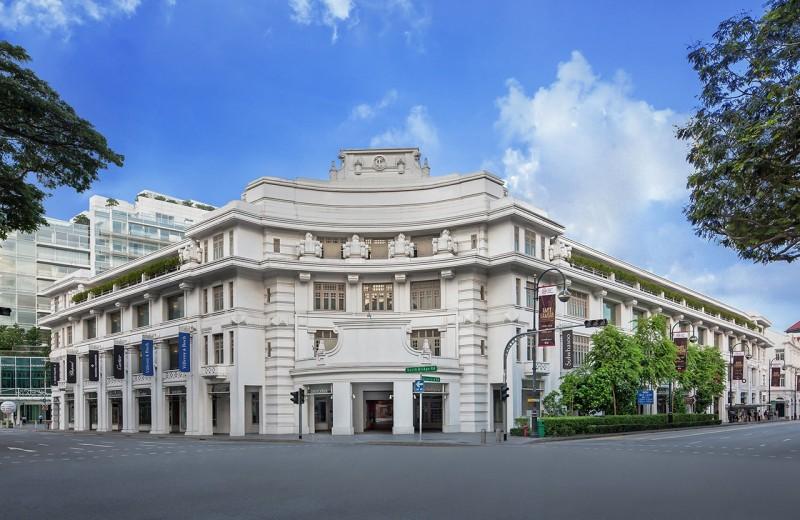 Отель The Capitol Kempinski Hotel Singapore принимает первых гостей