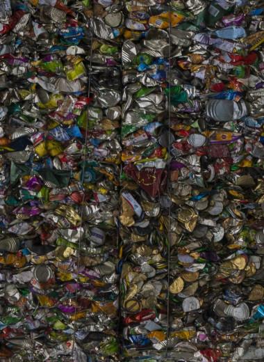 Нейросеть научили сортировать пластик