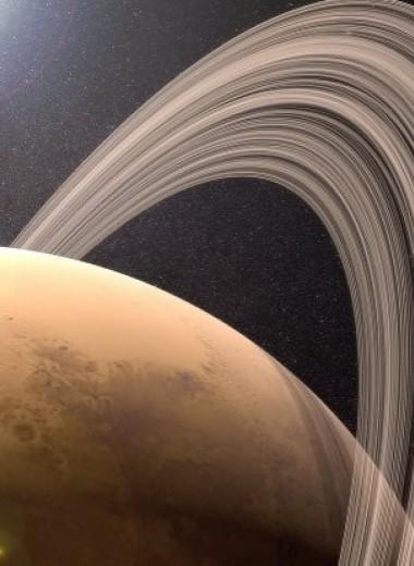 Фобос образовался из кольца Марса, которое появится вновь