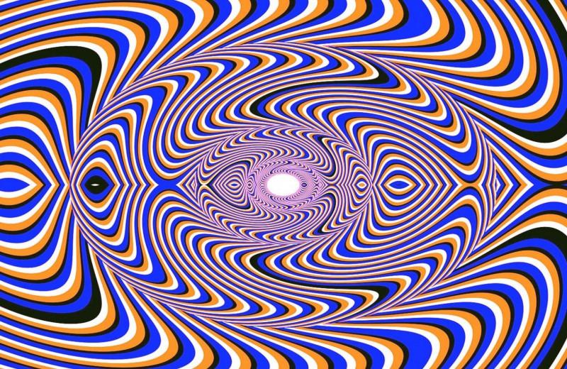 Обман зрения: как популярные оптические иллюзии дурят наш мозг