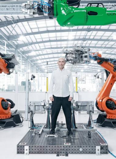 Электромобили Arrival похожи на Lego: как устроены микрофабрики, роботы и модульные машины Дениса Свердлова