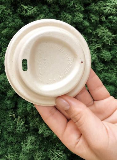 «Азбука вкуса» перешла на бумажные крышки для кофе