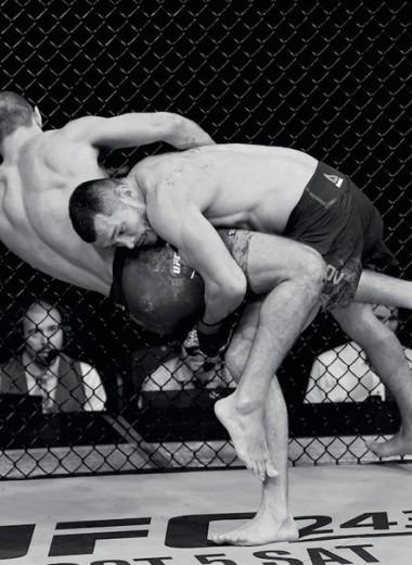 Проход в ноги: простая борцовская техника, которая помогает побеждать