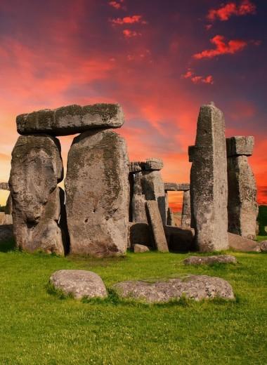 Раскрыто происхождение камней второго кольца Стоунхенджа