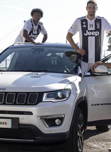 CR7, Jeep и азиаты: как автопроизводители меняют футбол