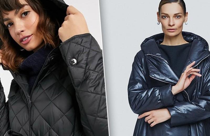 Женские пальто на синтепоне: выбираем модель по фигуре