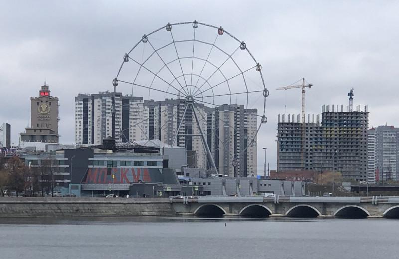 Названы 12 городов с самым загрязненным воздухом в России
