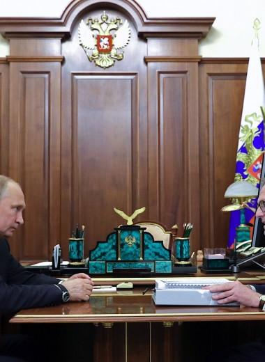 Путин оценил идею о залоге вместо ареста для бизнесменов