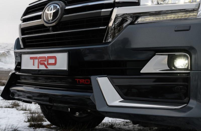 TRD – три крутые буквы
