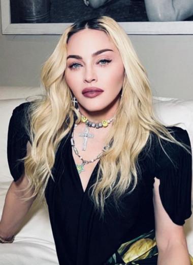 Мадонна рассказала об идеальном мужчине для секса и о мастурбации на сцене