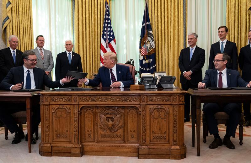 Компромисс на почве США