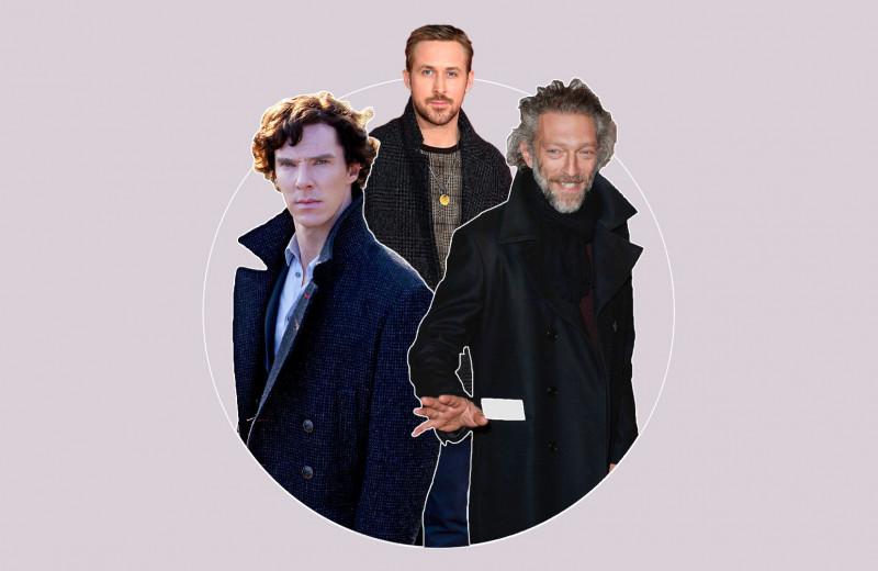 Мудборд: как поднятый воротник пальто стал атрибутом «шпионского стиля» — и добавляет образу лихости