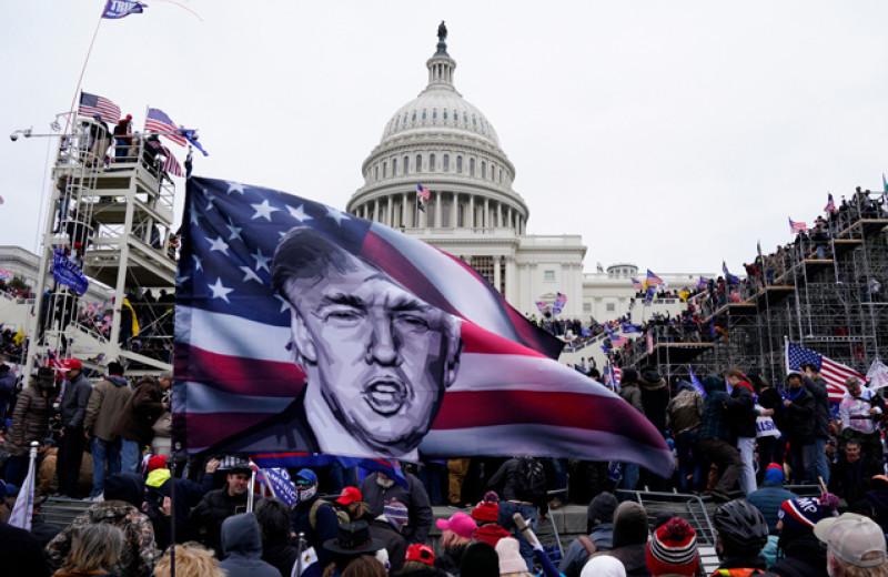 Устоит ли американская демократия после штурма Капитолия