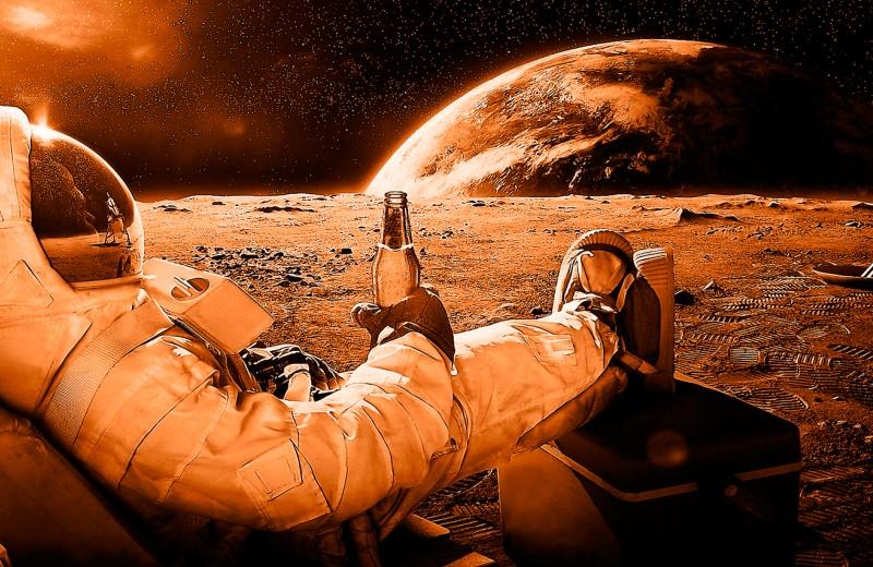 Бывший сотрудник NASA уверен, что жизнь на Марсе нашли еще 40 лет назад