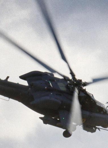 Ударный вертолет Ми-28Н: охотник в засаде