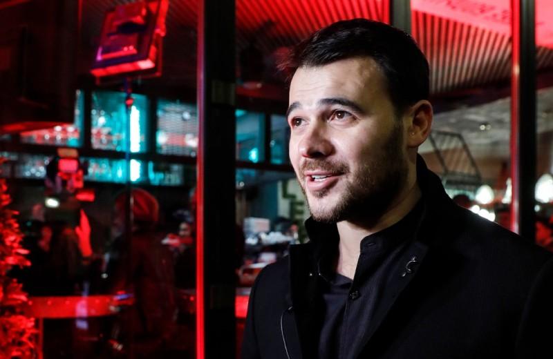 Эмин Агаларов добавил глянца своим медиаактивам