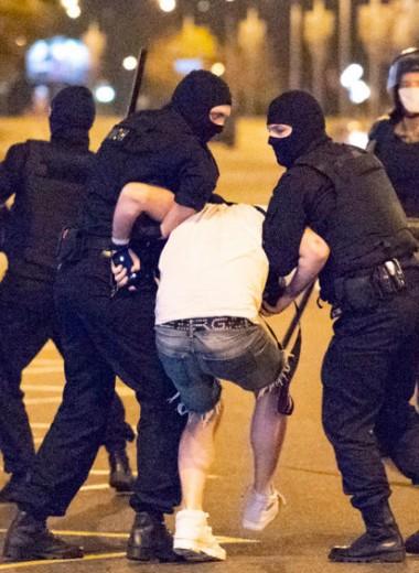 Образцово-показательная бойня. Почему в Беларуси больше нет законной власти