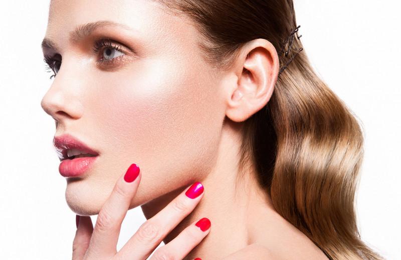 Как использовать тинт для губ и щек