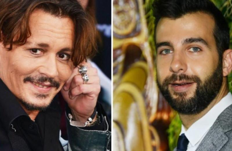 «Сюрприз! Красавчик Джонни Депп в шоу Урганта!»: актер очаровал россиянок