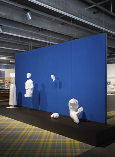 Выставка онлайн: модные универмаги с историей в «Гараже»