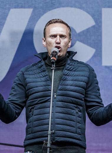 Алексею Навальному нашли заграничное финансирование