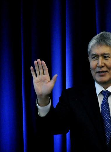 Пожизненный срок для экс-президента: в Киргизии решили штурмом взять резиденцию Алмазбека Атамбаева