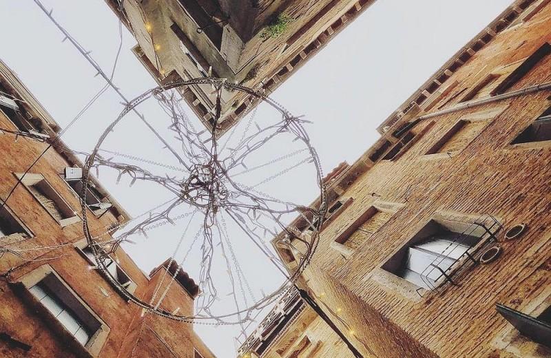 Венеция без маски