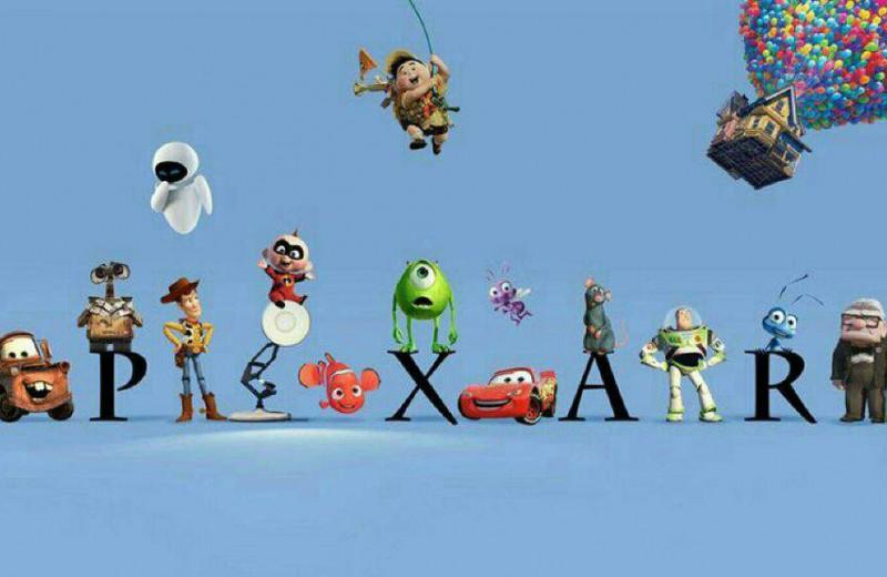 20 фактов о Pixar