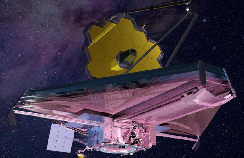 "Запуск телескопа ""Джеймс Уэбб"" вновь отложен"