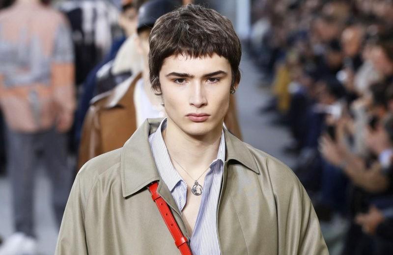 Почему сейчас дизайнеры так увлечены созданием мужских сумок?