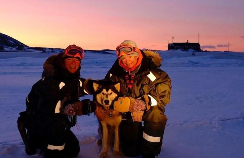 Женщины провели 9 месяцев в Арктике и теперь не планируют возвращаться