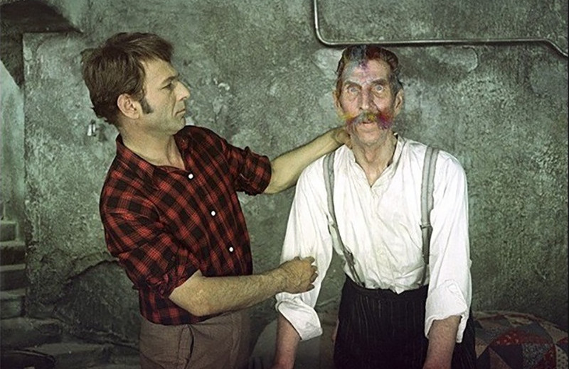 Полтинник я вам дам: фильму «12 стульев» Леонида Гайдая — 50 лет. Вот, как он создавался