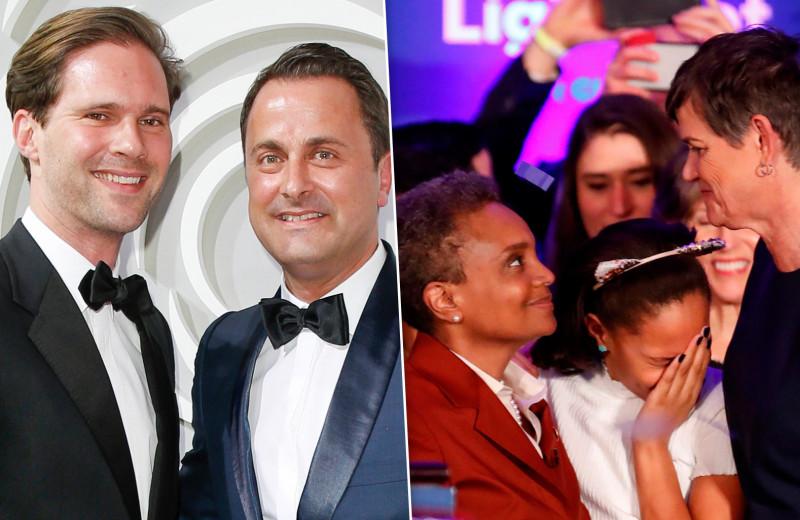 Радужные чиновники: самые яркие однополые пары в мировой политике